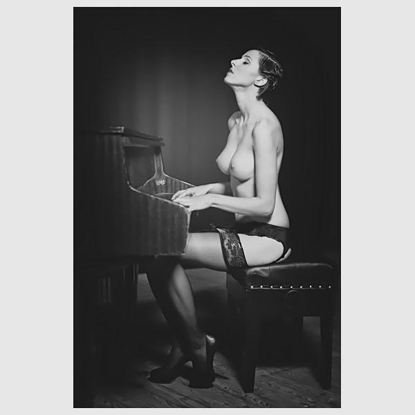 Fotografia kolekcjonerska. Anita Michniewska - Akt.