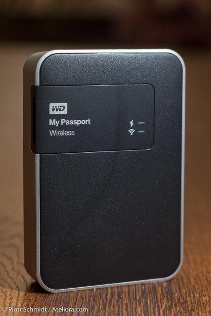 WD My Passport Wireless 2TB. Western Digital. Test i recenzja.