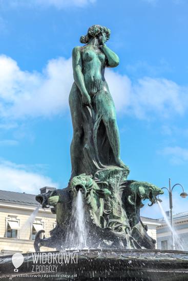 Havis Amanda Fountain.