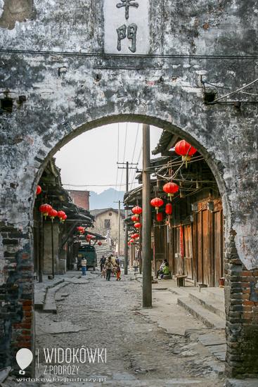 Streets of Guilin. China.
