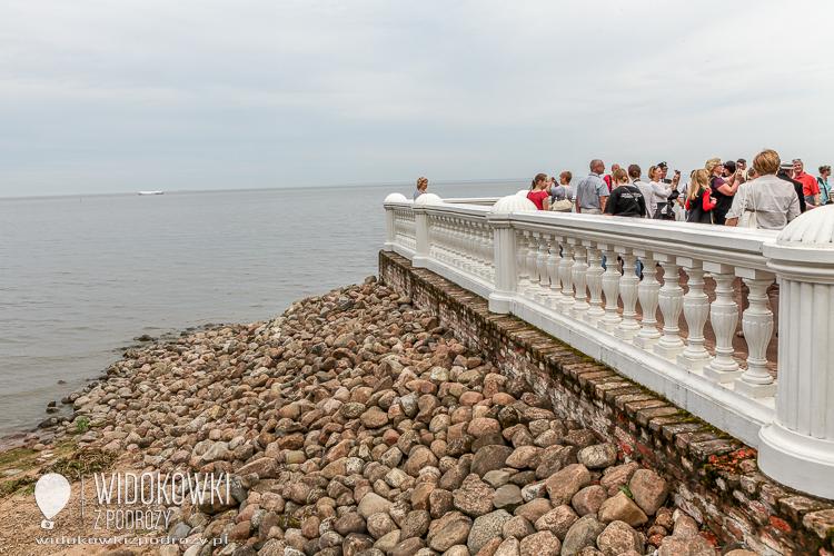 Gulf of Finland Coast. Peterhof.