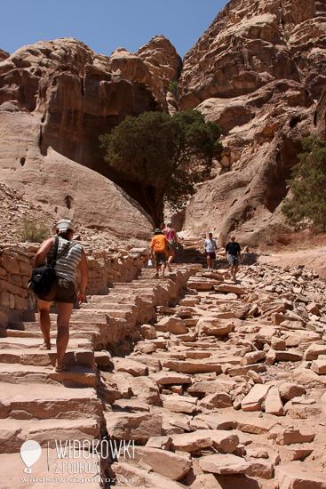 Stairs to Monastir