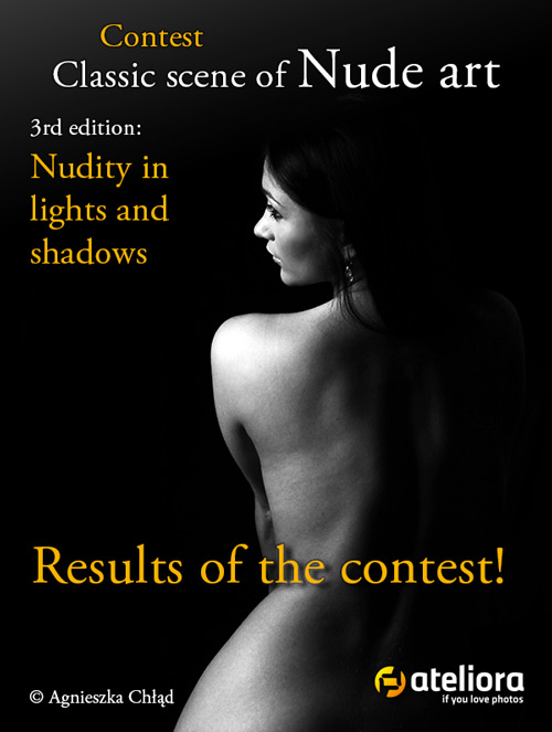 """Classic scene of Nude art"", 3rd etition. ""Nudity in lights and shadows"""
