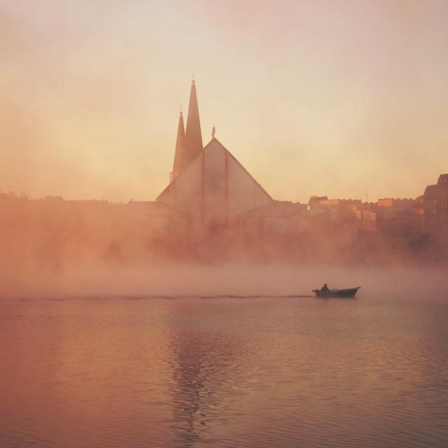 mgłą i słońcem malowane... Stanisław Hawrus #284029