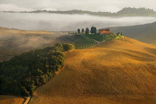 Farma Toscania, okolice Montepulciano JAN SIEMINSKI #267964