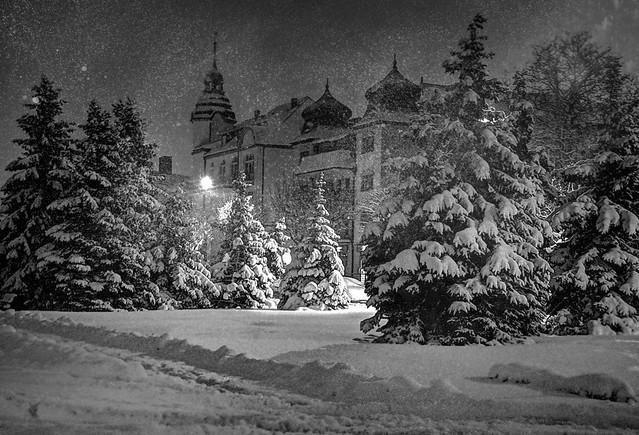 Zimowe Świnoujście Zbigniew Stanislawski #267257