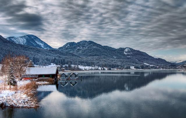 Jezioro Weissensee,Karyntia Jacky #278556