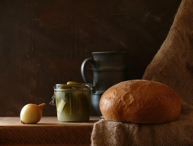 Martwa natura z chlebem Marcel #260573