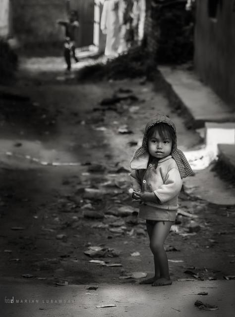 Dziewczynka z Katmandu FotoMarian #256492